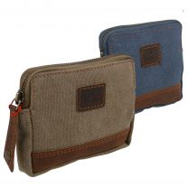Mala Premium Canvas with Leather Coin Purse Cactus Collection