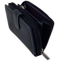 Golunski  Leather Zip-Around Medium Purse/Wallet