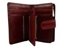 Ladies Top Quality Italian Leather Purse/Wallet by Visconti; Monza Gift Boxed