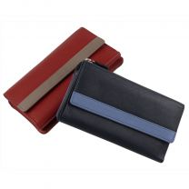 Ladies Purse Wallet by Golunski in two colours